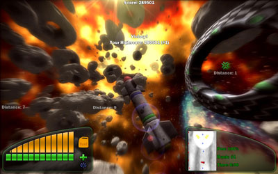 Rocket Commander for XNA Screenshot
