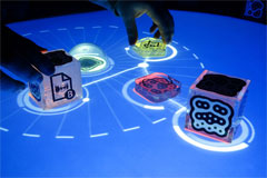 Reactable: programming and music