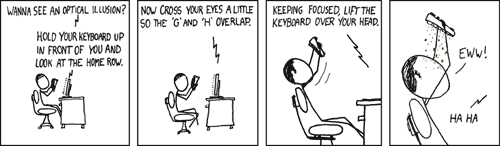 xkcd optical illusion