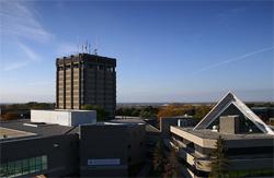 University of Brock student centre