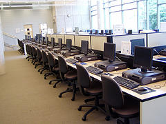 Computer Lab at Brock University
