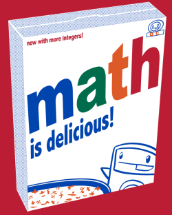 QuestionableContent: Math is Delicious
