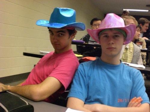 funny hat. Cervantes#39; funny hats