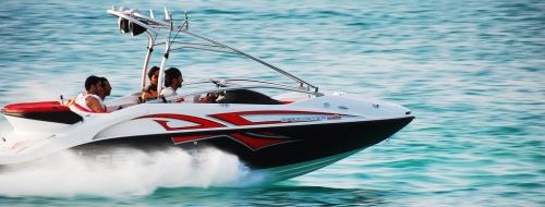 Ruby programming language as a speed boat