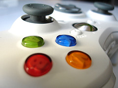 xbox 360 wireless controller buttons