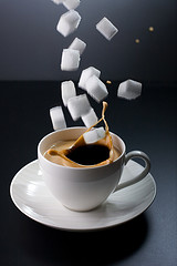sugar overload in coffee