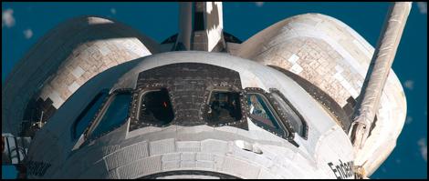 NASA STS-127 mission